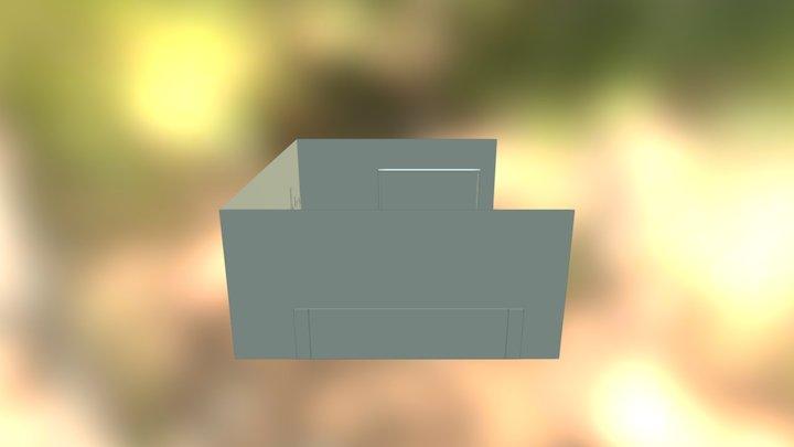 Set Virtual 3D Model