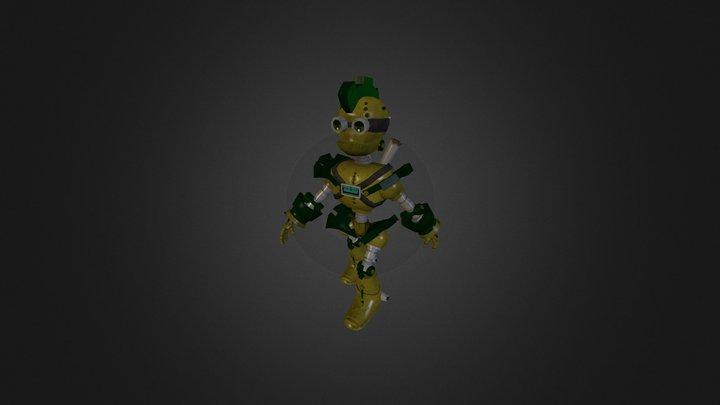 robot_guy 3D Model