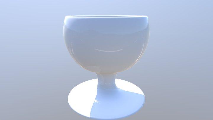 Cup Maya 3D Model