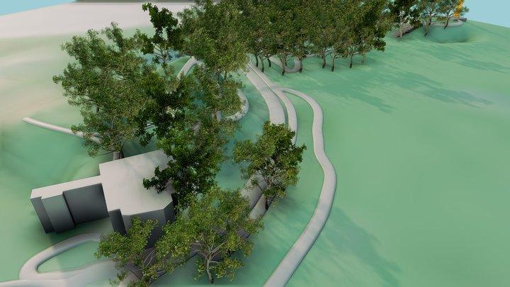 Order ABG VR Map 3D Model