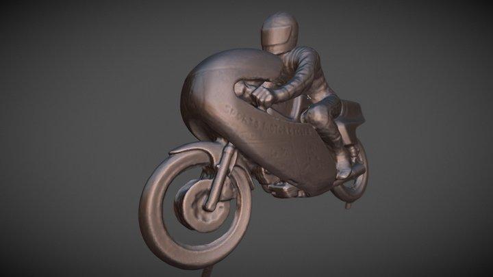 Bike Low Res 3D Model
