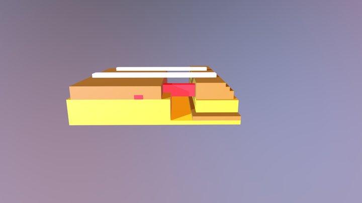 Mardin-Kültürel Katmanlar 3D Model