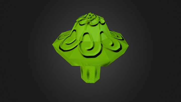 HongoLow 3D Model