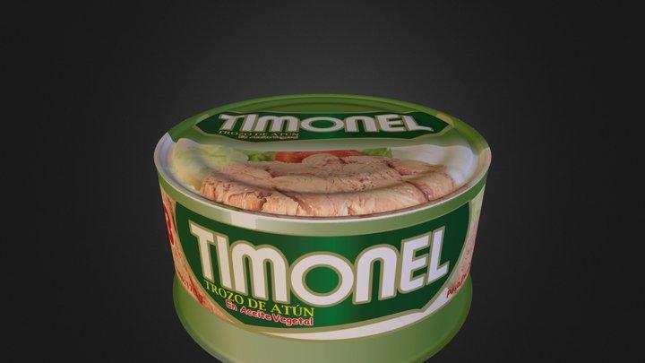 Timonel_Test 3D Model