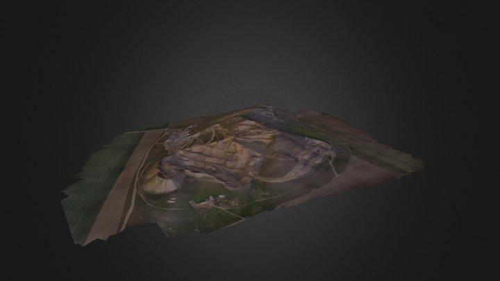Cerna low res 3D Model