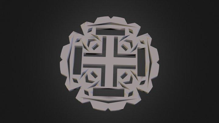 משלי נופר מנדלה 3 3D Model