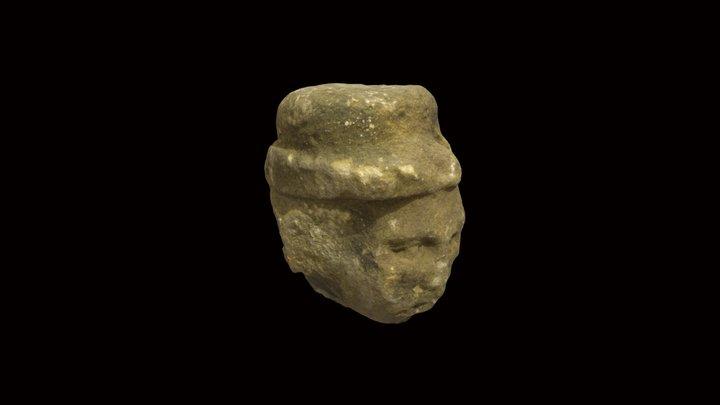 King of Ballycaste photogrametry - fragment 4 3D Model