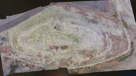 Ormond Castle, Avoch 3D Model