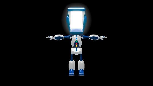 VLT Bot 3D Model