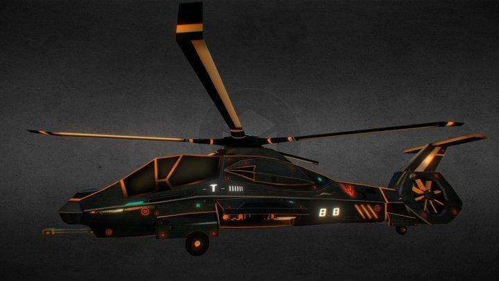 RAH_66Edit 3D Model