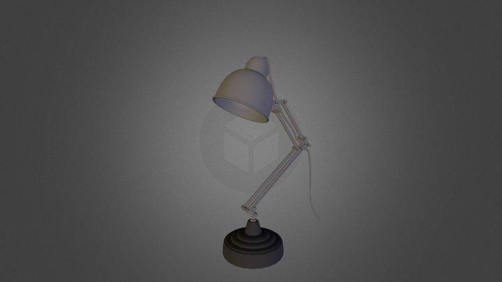 Table Lamp 3d model 3D Model