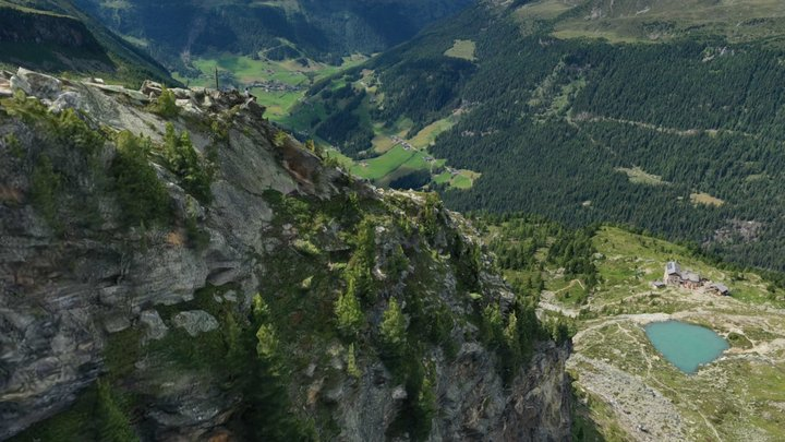 Tristennnoeckl Mountain Peak 2465 3D Model
