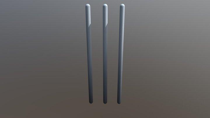 Martelletti 3D Model