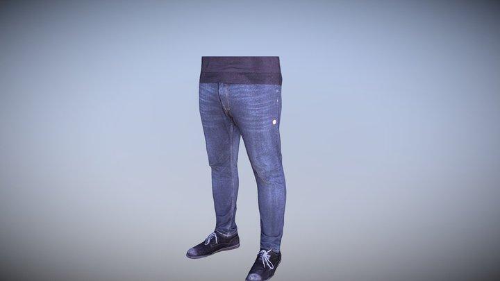 Pants_photoskan 3D Model