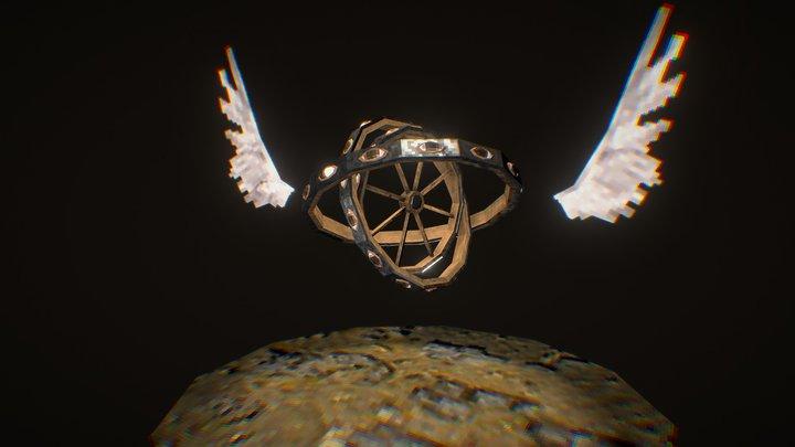 Ophanim 3D Model