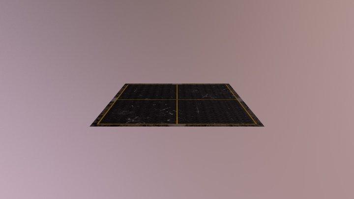 Sci-Fi Floor 3D Model
