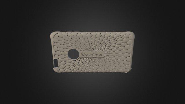 Customized Phone Case 3D Model