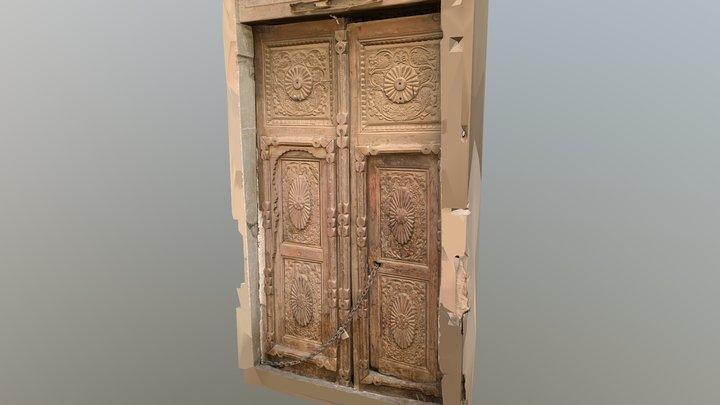 Jeddah_Al-Balad_Door 3D Model