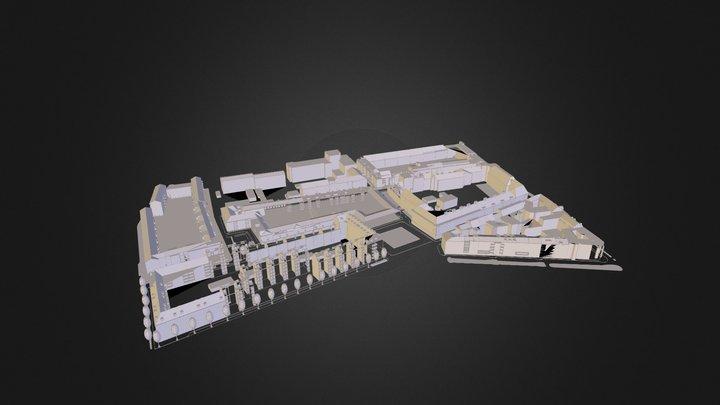 TEST I 3D Model