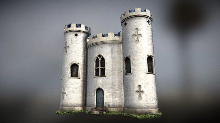 Blaise Castle 3D Model
