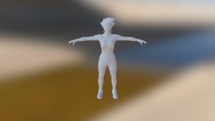 rrr 3D Model