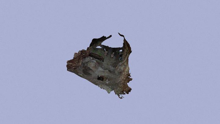 Grotte du Poteu 3D Model