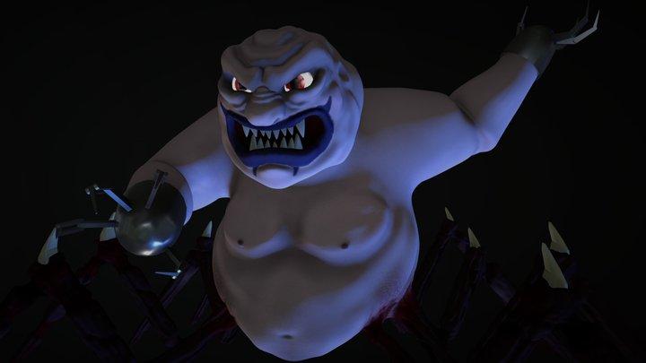 Morsdrobe - I.L.G Contest 2018_UL 3D Model
