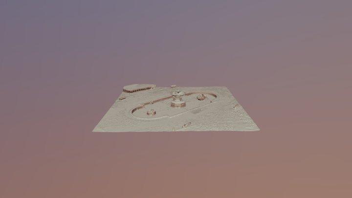 Fish Welded 3D Model