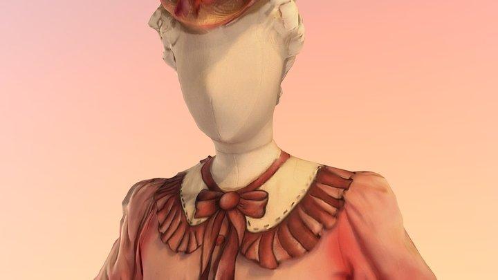 Mary Poppins Returns 3D Model
