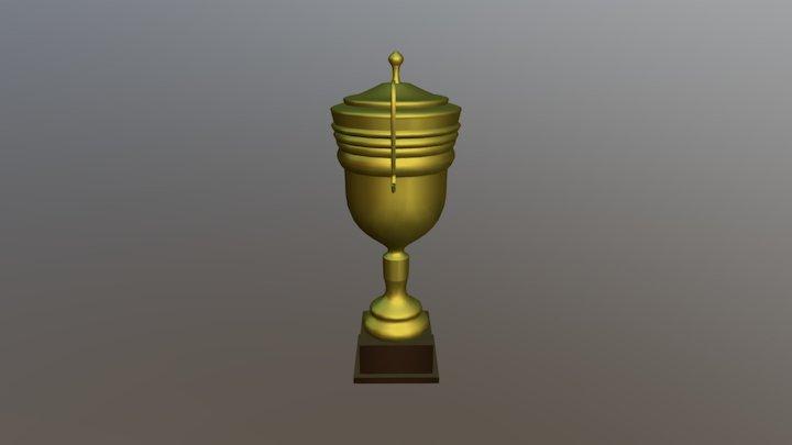 Troféu 3D Model
