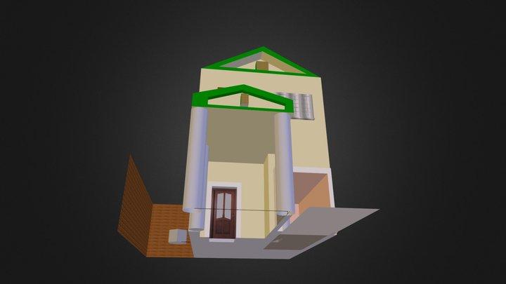 aggiehouse 3D Model