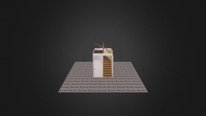 kuperus-Lisse 3D Model