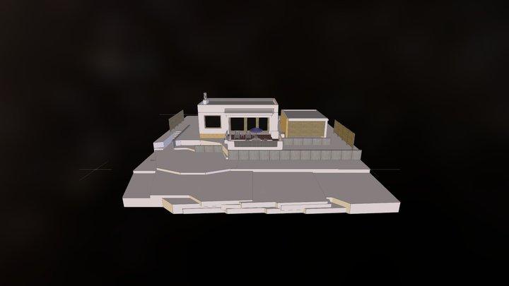Test_A105 3D Model