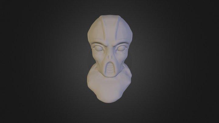Alien V2 3D Model