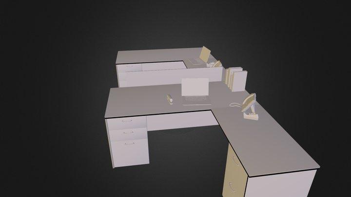 test.obj 3D Model