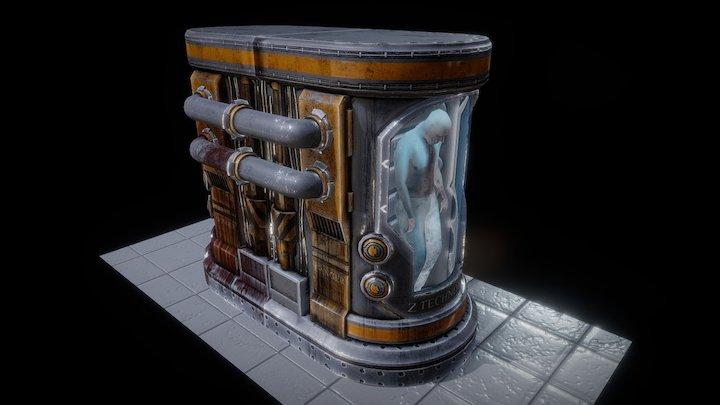 Stasis 3D Model