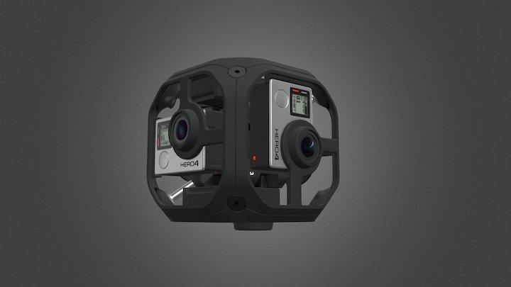 GoPro Omni 3D Model