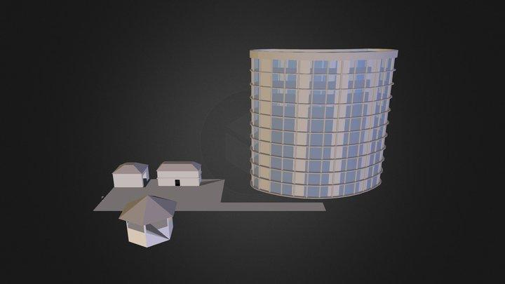 Isocity1 3D Model