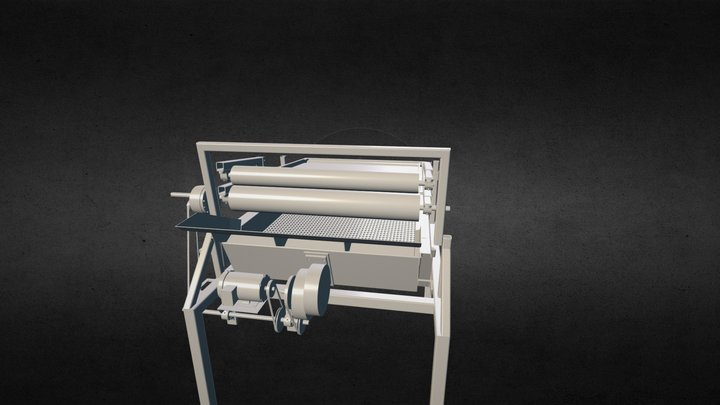 Detwigger 3D Model