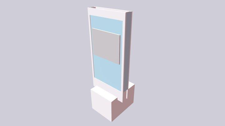 Totem - Gandolfo 3D Model