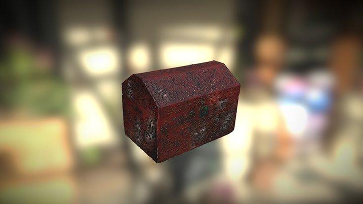 020- Baúl 3D Model
