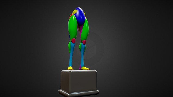 SculptJan15-Limb 3D Model