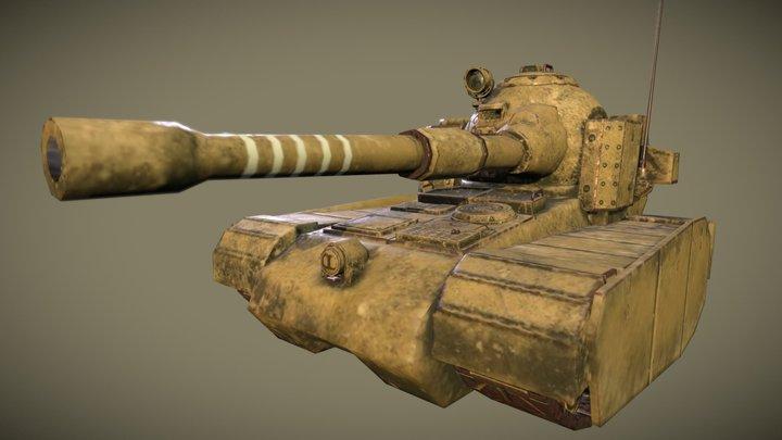 Stahlbruch 3D Model