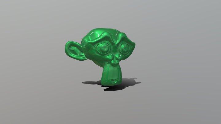 Susan 3D Model