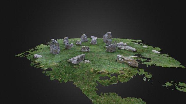 Croft Moraig 3D Model