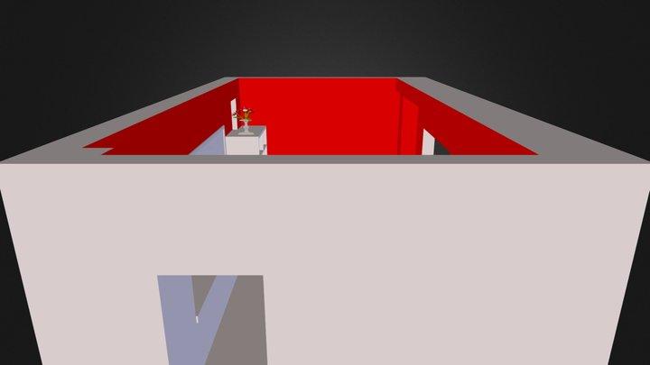 Adrenalin v.1 3D Model