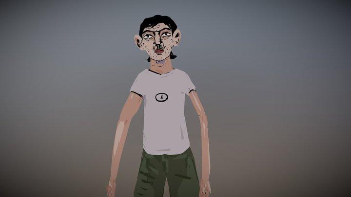 Drawn 552@ Dizzy Idle 3D Model