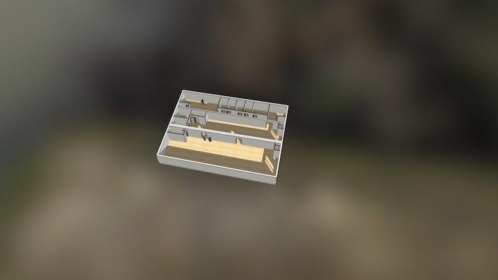 Ampliación Local Comercial 3D Model