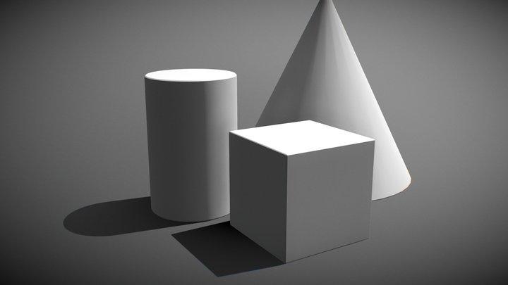 BASIC FORMS for observation 3D Model