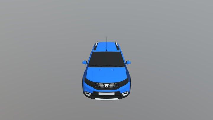 Stepway 2017 3D Model